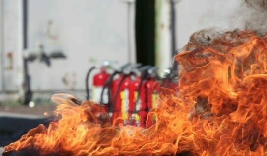 extintores contra incendios 1