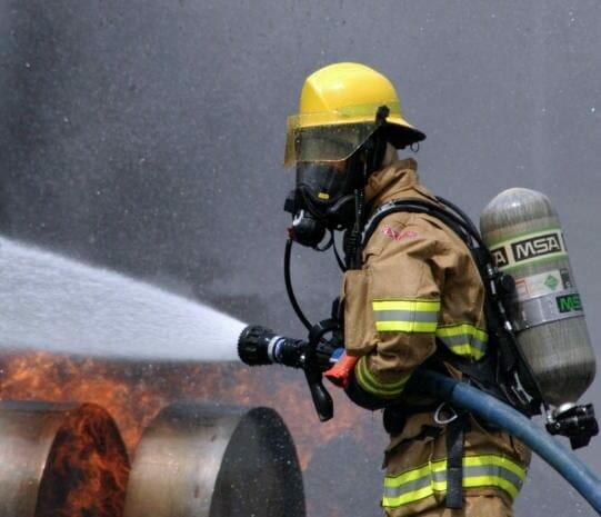 mangueras contra incendios