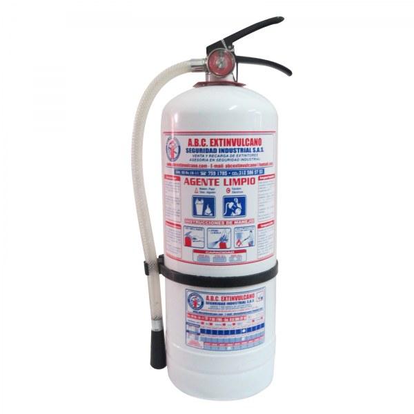 Extintor de Espuma AFFF