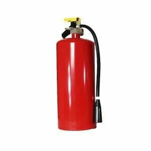 Extintor de Polvo Químico Seco tipo ABC