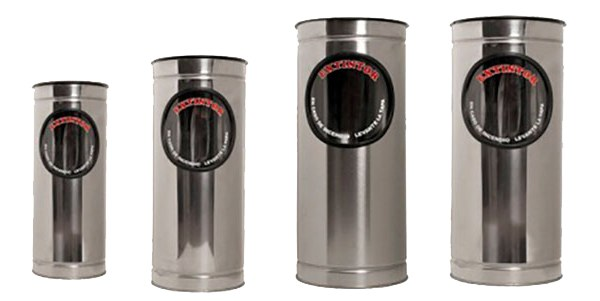 Gabinete Para Extintor (tipo cenicero)